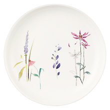 Buy John Lewis Leckford 21cm Bone China Plate Online at johnlewis.com