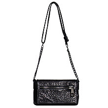 Buy Gerard Darel Le Elgin Leather Shoulder Bag Online at johnlewis.com