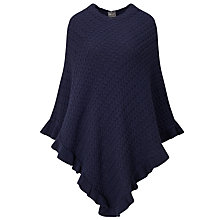 Buy Phase Eight Lou Lou Frill Poncho Online at johnlewis.com