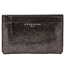 Buy Liebeskind Kiwi R Vintage Leather Purse Pouch Online at johnlewis.com