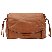 Buy Liebeskind Narita W Vintage Leather Across Body Bag Online at johnlewis.com