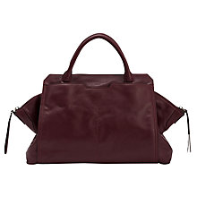 Buy Liebeskind Fuji Nappa Leather Shoulder Bag Online at johnlewis.com
