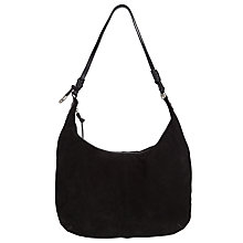 Buy AND/OR Rima Leather Hobo Bag Online at johnlewis.com