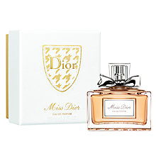 Buy Dior Miss Dior 50ml Eau de Parfum Christmas Gift Box Online at johnlewis.com