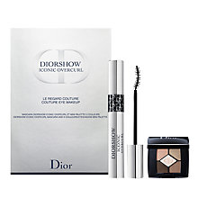 Buy Diorshow Iconic Overcurl Mascara Makeup Gift Set Online at johnlewis.com