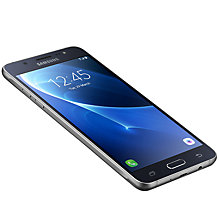 "Buy Samsung Galaxy J5 Smartphone (2016), Android, 5.2"", 4G LTE, SIM Free, 16GB Online at johnlewis.com"