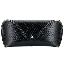 Buy John Lewis Sunglasses Case, Black Online at johnlewis.com