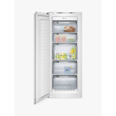 Siemens GI25NP60 Integrated Freezer A Energy Rating 56cm Wide