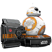 Buy Sphero Star Wars BB-8 App-Enabled Droid, Special Edition Online at johnlewis.com