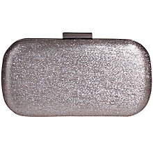 Buy Miss KG Heat Clutch Bag, Gunmetal Online at johnlewis.com