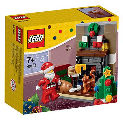 LEGO 40125 Santas Visit