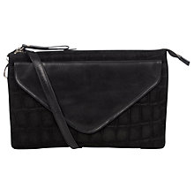 Buy Oasis Fifi Across Body Bag, Black Online at johnlewis.com