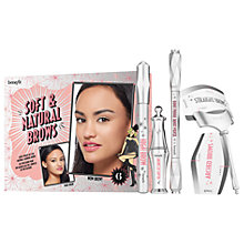 Buy Benefit Soft & Natural Brow Kit, Deep 06 Online at johnlewis.com