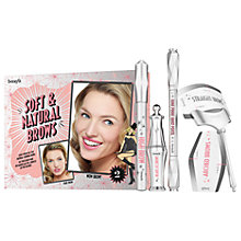 Buy Benefit Soft & Natural Brow Kit, Light 02 Online at johnlewis.com