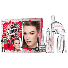 Buy Benefit Bigger & Bolder Brows Kit 03 Makeup Gift Set Online at johnlewis.com