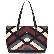 Buy Nica Charlotte Large Patchwork Shoulder Bag, Multi Online at johnlewis.com