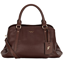 Buy Fiorelli Primrose Triple Shoulder Bag, Coffee Online at johnlewis.com