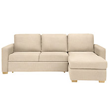 Buy John Lewis Sacha Sofa Bed, Riley Putty Online at johnlewis.com
