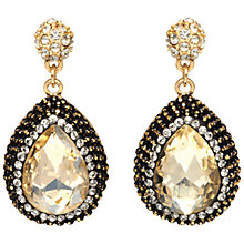 Buy Adele Marie Pave Set Teardrop Earrings Online at johnlewis.com