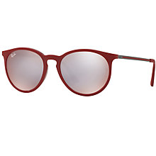 Buy Ray-Ban RB4274 Oval Sunglasses Online at johnlewis.com