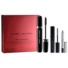 Buy Marc Jacobs 'About Lash Night' Makeup Gift Set Online at johnlewis.com