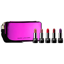 Buy Marc Jacobs 'Up All Night' Petite Lip Crème Makeup Gift Set Online at johnlewis.com