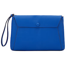 Buy John Lewis Lara Zip Top Envelope Clutch Bag Online at johnlewis.com