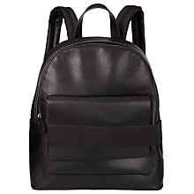 Buy Kin by John Lewis Elsa Backpack, Black Online at johnlewis.com