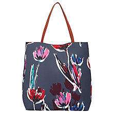 Buy John Lewis Tove Tote Bag, Tulip Online at johnlewis.com