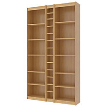 Buy John Lewis Connie Tall Narrow Bookcase + CD Tower Storage Unit Online at johnlewis.com