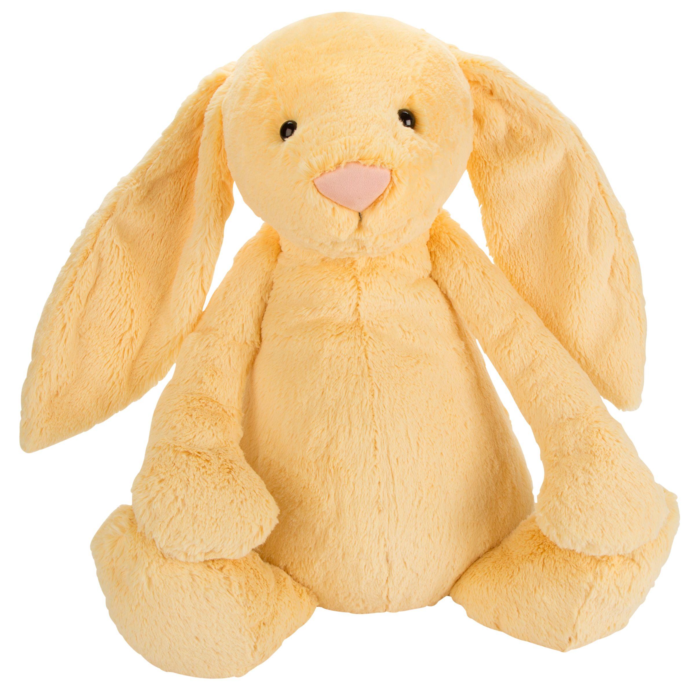 Jellycat Jellycat Bashful Bunny Soft Toy, Extra Large