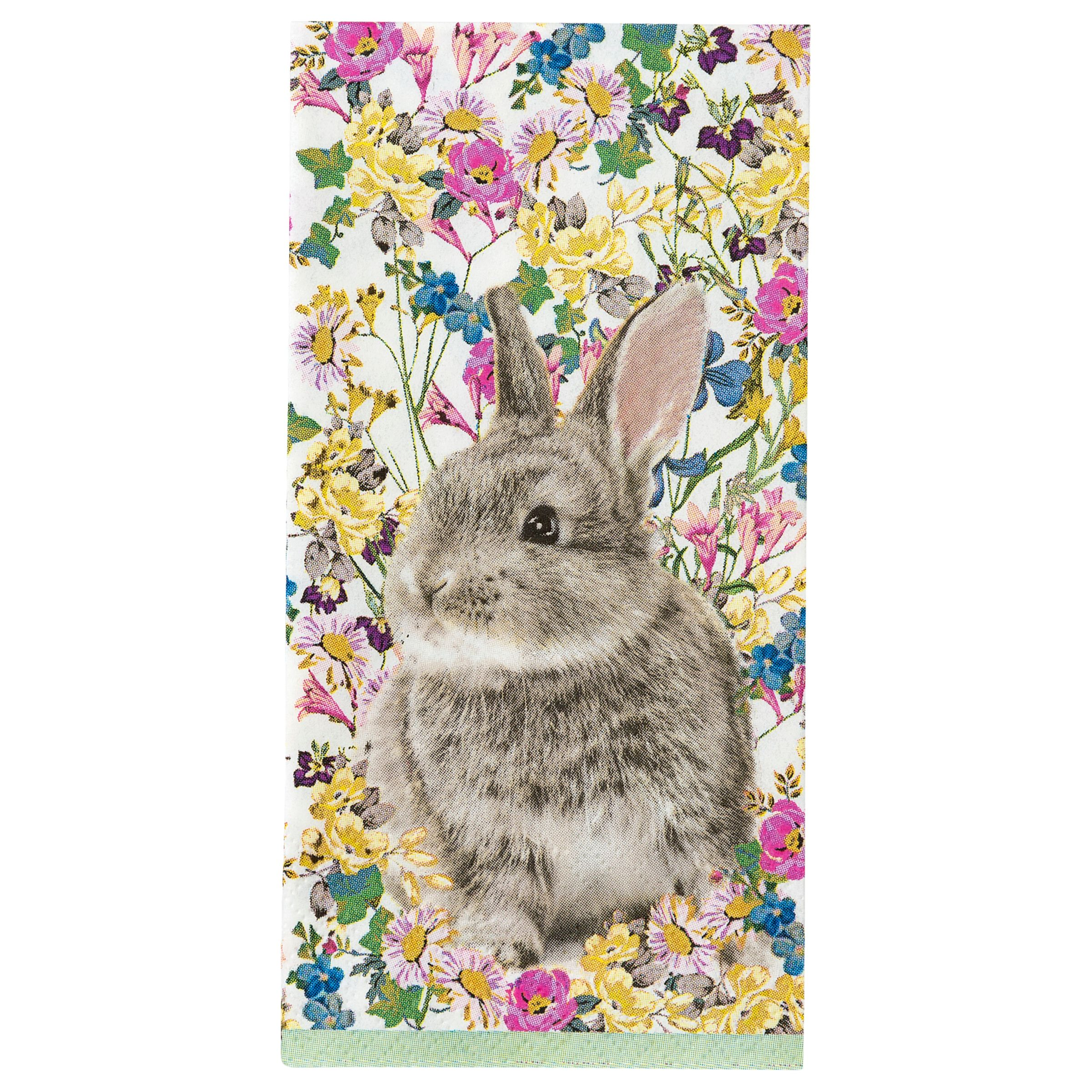 Talking Tables Talking Tables Truly Bunny Napkins, Pack of 20