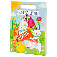 Buy Talking Tables Easter Egg Hunt Kit Online at johnlewis.com