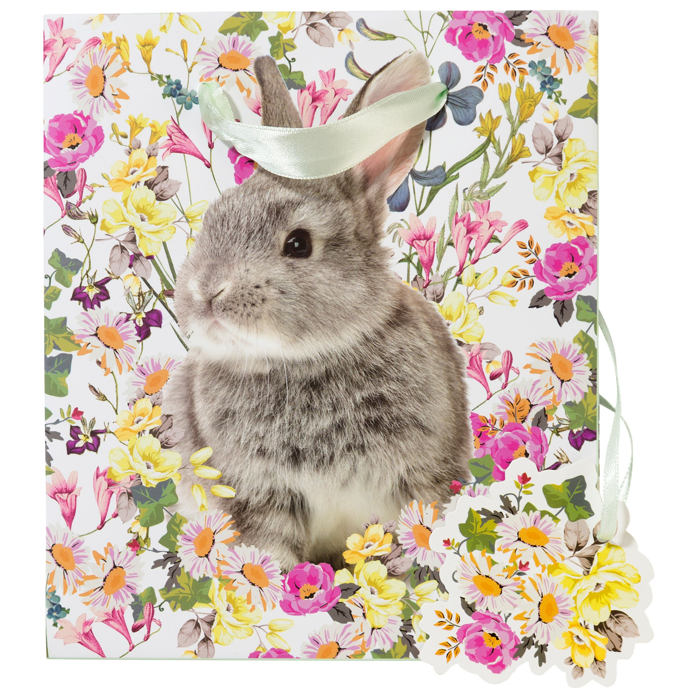 Talking Tables Talking Tables Truly Bunny Gift Bag, Small