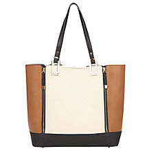 Buy Oasis Tulip Shopper, Multi Online at johnlewis.com