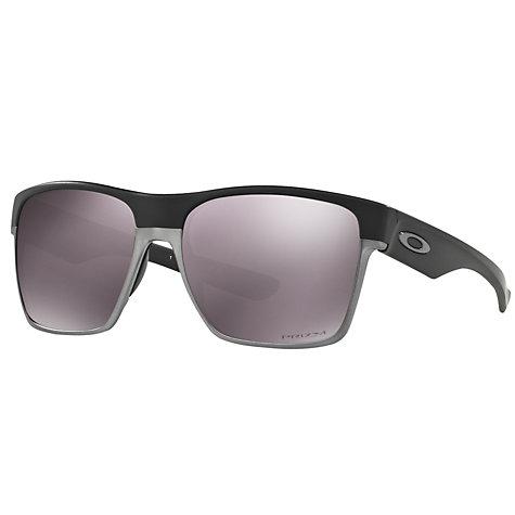 cb4bfaa19c6 Buy Oakley OO9350 Two Face XL Prizm Polarised Square Sunglasses
