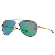 Buy Oakley OO4119 Elmont Large Aviator Sunglasses Online at johnlewis.com