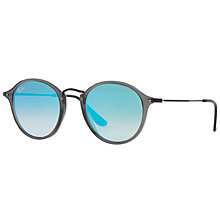 Buy Ray-Ban RB2447N Oval Sunglasses Online at johnlewis.com