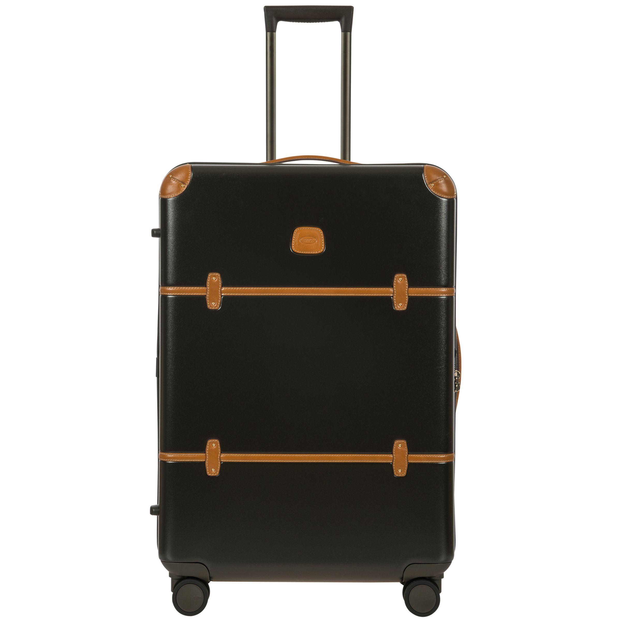 Bric's Bric's Bellagio 2 4-Wheel 76cm Large Suitcase, Olive