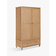 Buy John Lewis Croft Collection Bala 2 Door, 1 Drawer Wardrobe Online at johnlewis.com