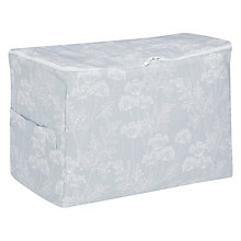 Buy John Lewis Cow Parsley Clothes Storage Box, Small Online at johnlewis.com