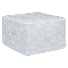 Buy John Lewis Cow Parsley Clothes Storage Box, Large Online at johnlewis.com