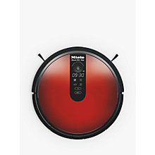 Buy Miele Scout RX1 Robot Vacuum Cleaner, Red Online at johnlewis.com
