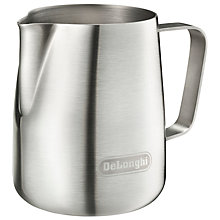Buy Delonghi Milk Frothing Jug Online at johnlewis.com