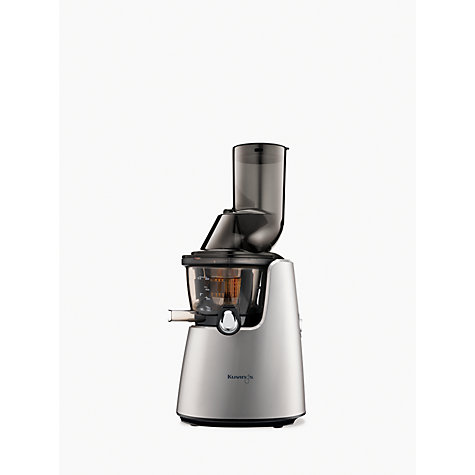 Kuvings Whole Slow Juicer Nz : Buy Kuvings C9500 Whole Feed Cold Press Juicer, Silver John Lewis