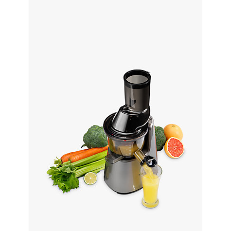 Kuvings Slow Juicer Uae : Buy Kuvings C9500 Whole Feed Cold Press Juicer, Silver John Lewis