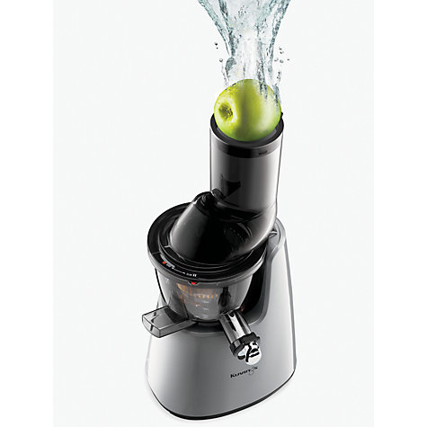 Buy Kuvings C9500 Whole Feed Cold Press Juicer, Silver John Lewis