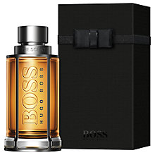 Buy HUGO BOSS BOSS The Scent 100ml Eau de Toilette Gift Box Online at johnlewis.com