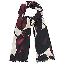 Buy Phase Eight Azelia Wool-Blend Scarf, Multi Online at johnlewis.com