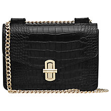 Buy Reiss Elliott Chain Handle Bag Online at johnlewis.com